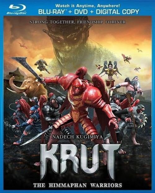 Krut The Himmaphan Warriors (2018) @ NeverdieMyfriends.blogspot.com