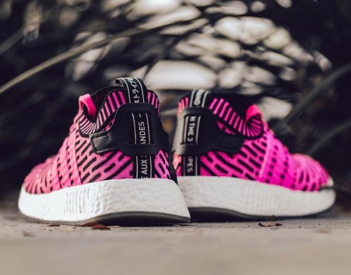 adidas nmd r2 japan shock pink BY9697 5