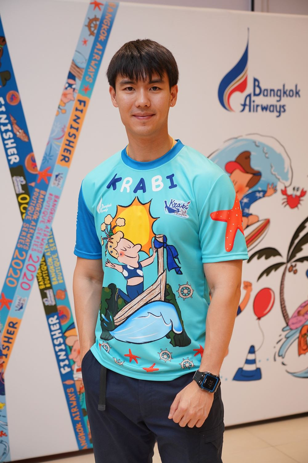 """15 Bangkok Airways launches """"Bangkok Airways Boutique Series 2020"""" The 6 running races at 6 boutique"""