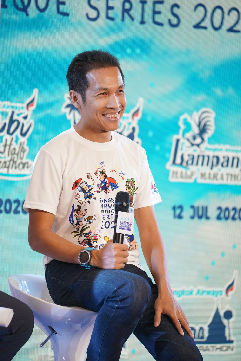 """7 Bangkok Airways launches """"Bangkok Airways Boutique Series 2020"""" The 6 running races at 6 boutique"""