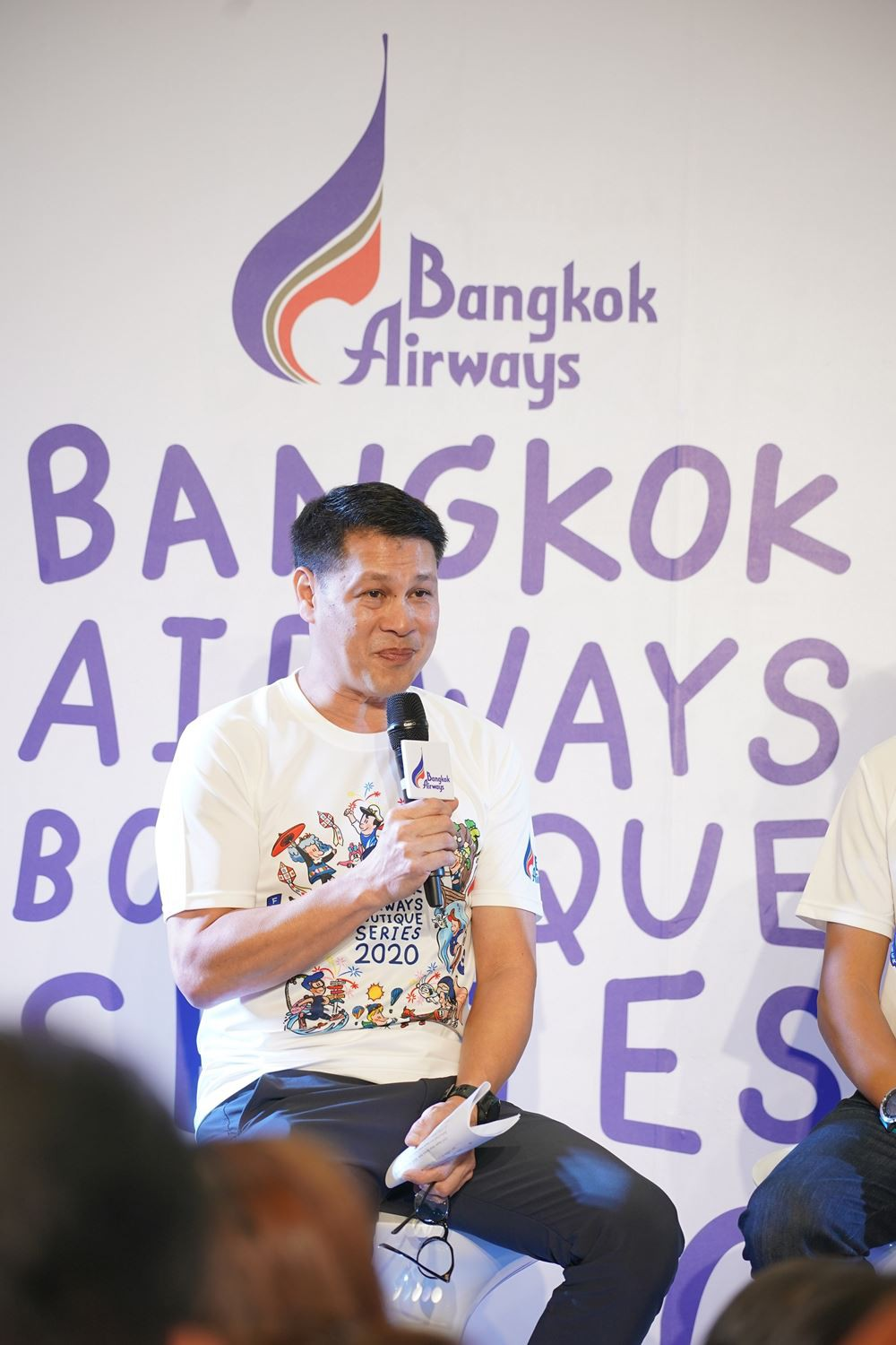 """6 Bangkok Airways launches """"Bangkok Airways Boutique Series 2020"""" The 6 running races at 6 boutique"""