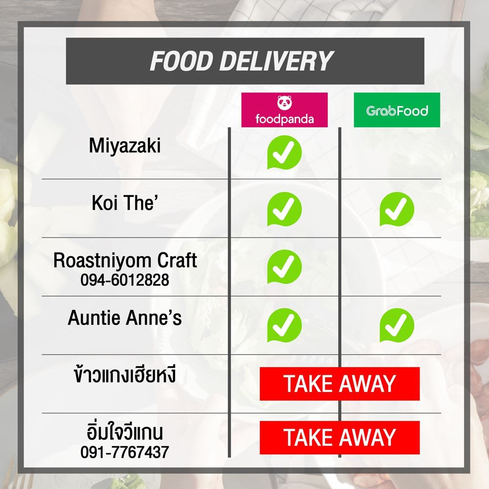 MAYA Food pick up point( covid 19) 200325 0019