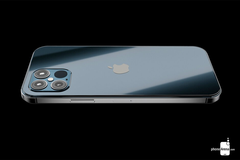 major iphone 12 pro 5g leak reveals new camera design and lidar scanner 1586251844