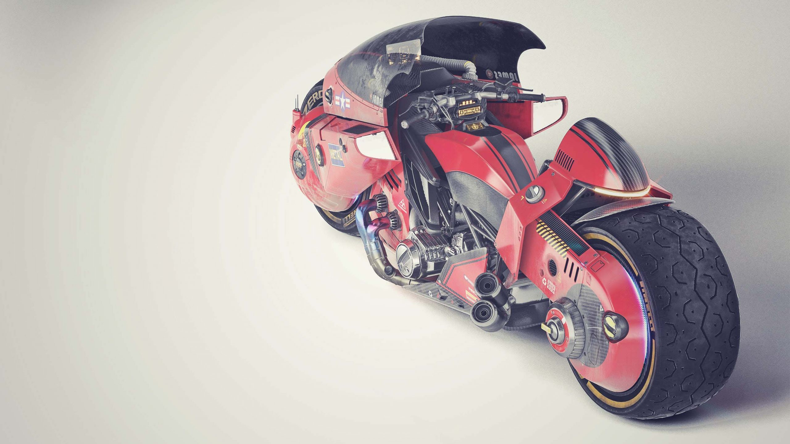 Akira motorcycle concept James Qiu 03 scaled