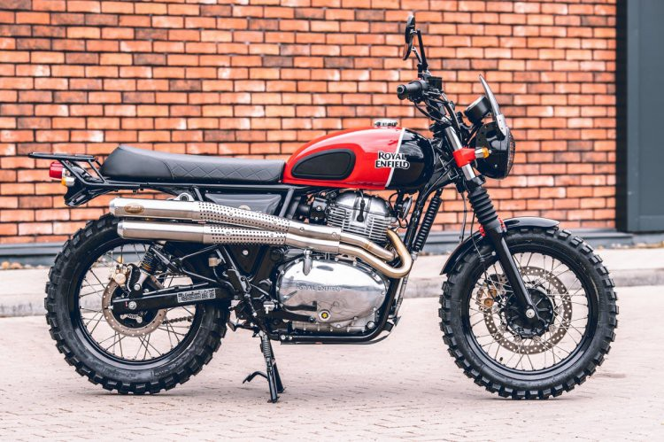 royal enfield interceptor 650 scrambler static e7d6