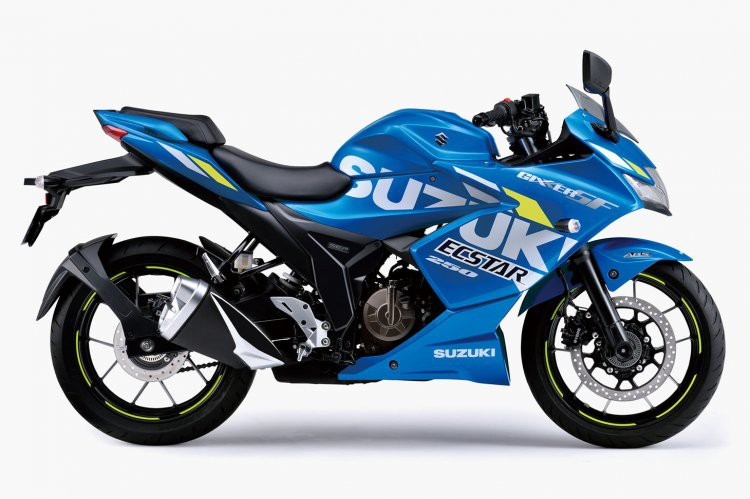 suzuki gixxer sf 250 motogp right 7be1