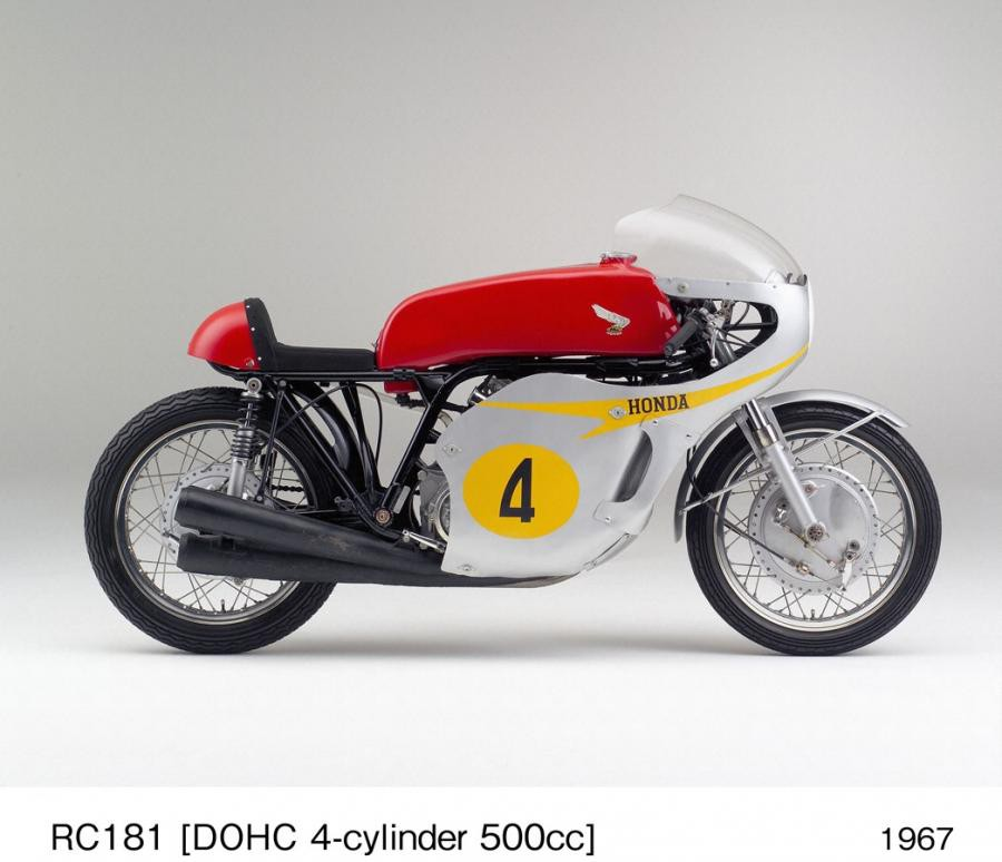 302770 Honda s First Golden Age of Grand Prix Racing