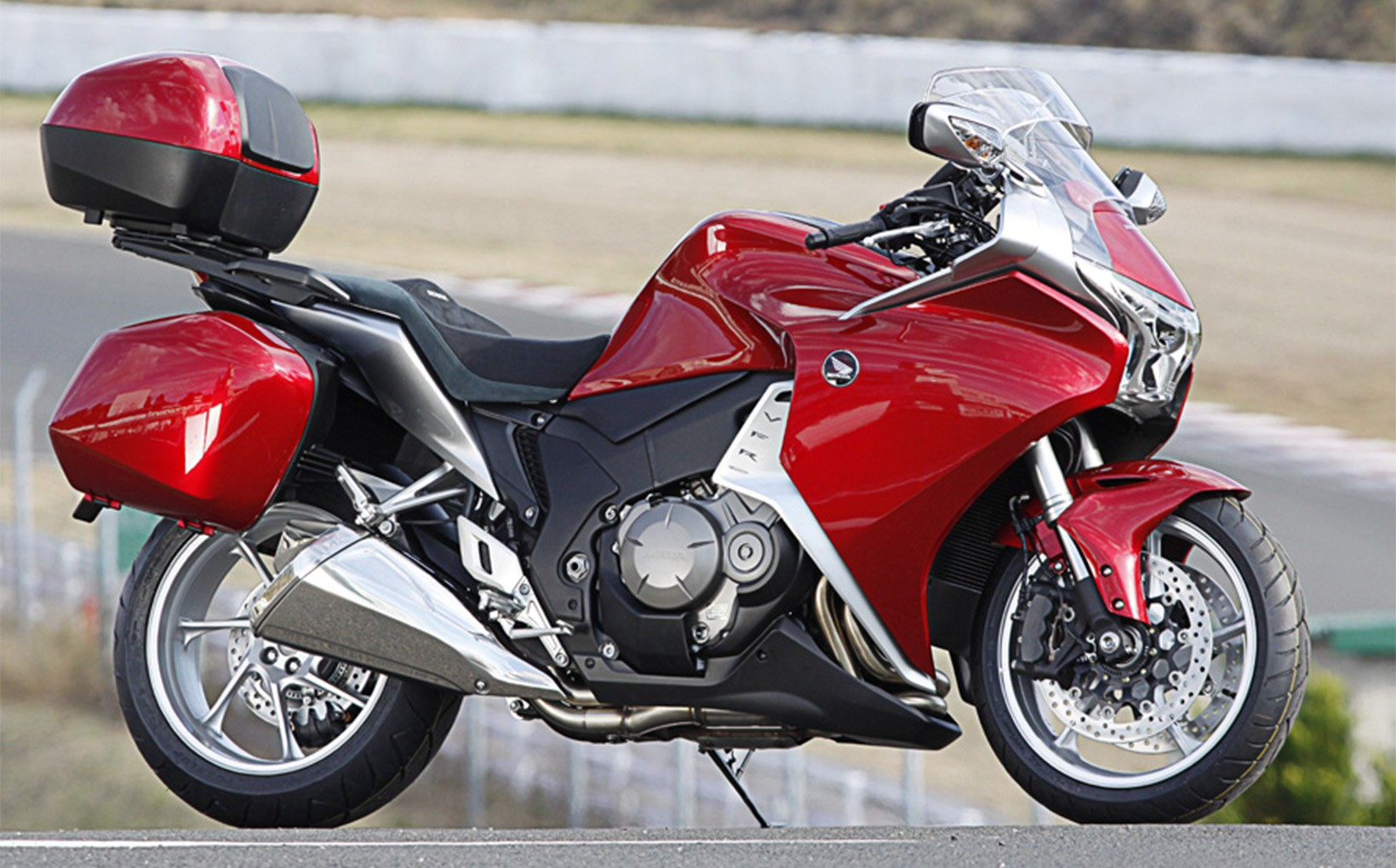 quikspin honda vfr1200 load up