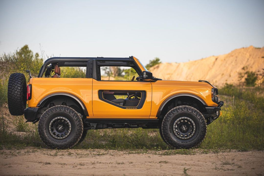 from the rumor mill 2021 ford bronco reservations topped 230000 in two weeks 146758 1