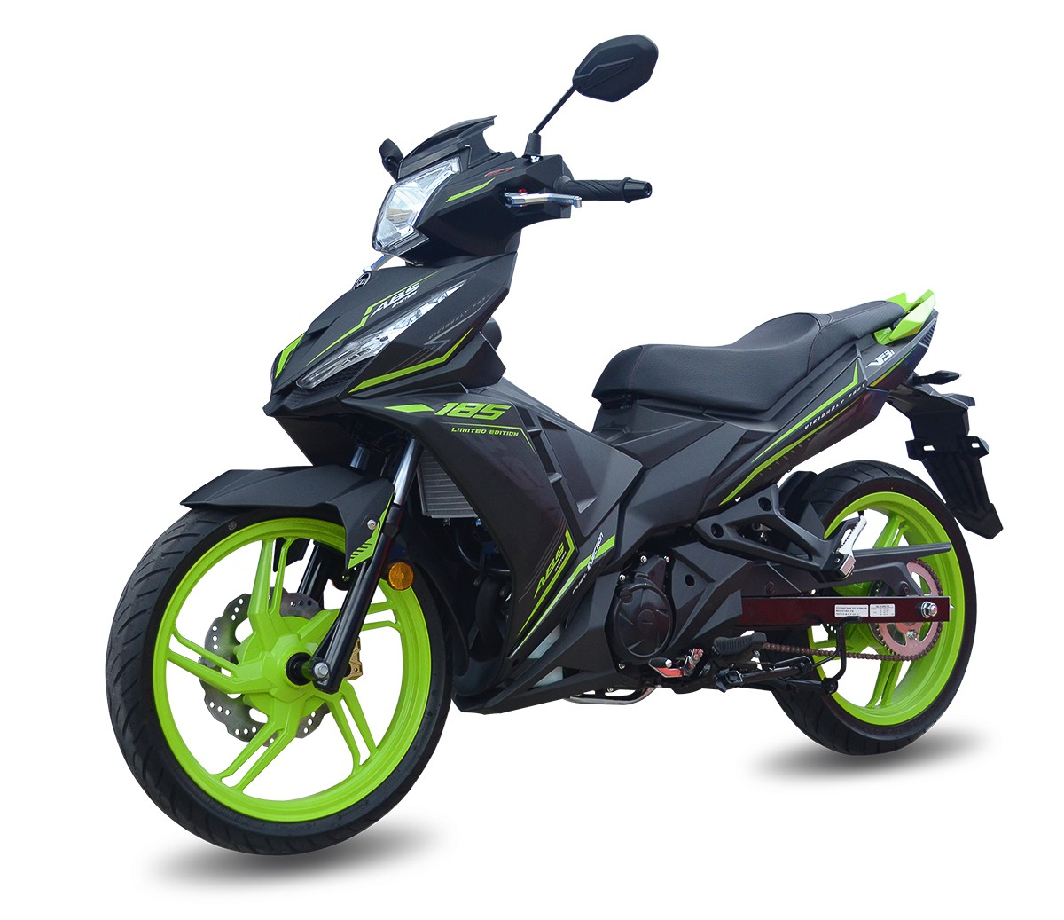 2020 sym vf3i limited edition le launch price malaysia 185cc super moped 2