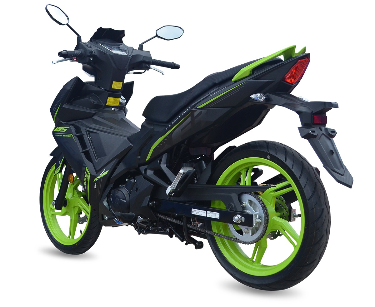 2020 sym vf3i limited edition le launch price malaysia 185cc super moped 6