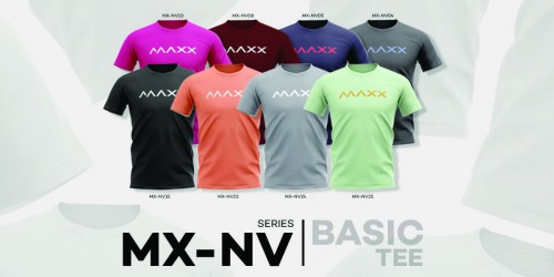 MAXX MX NV Plain Tee