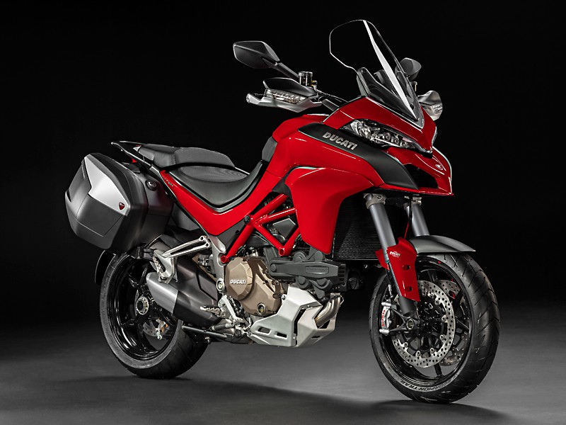 2015 Ducati Multistrada 1200S Touring Pack