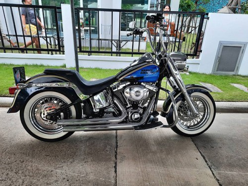 Harley Davidson Fat Boy 91