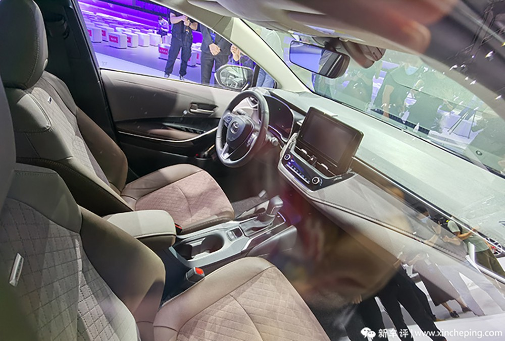 all new toyota allion launch in china 1 005