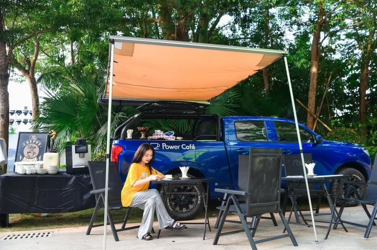 GWM PAO Pickup Power Cafe Edition