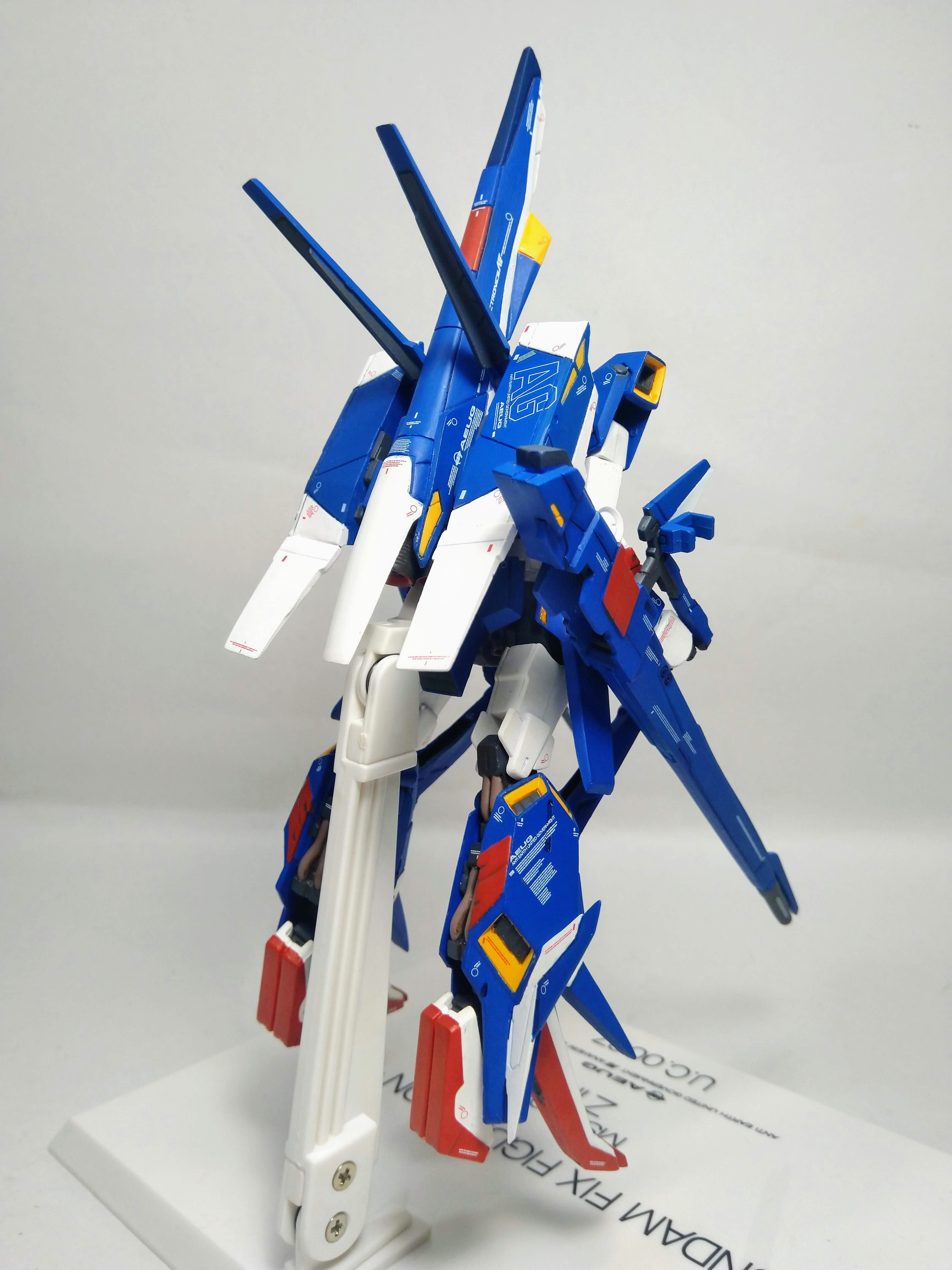Review Gundam Fix Figuration MSZ-08 ZII