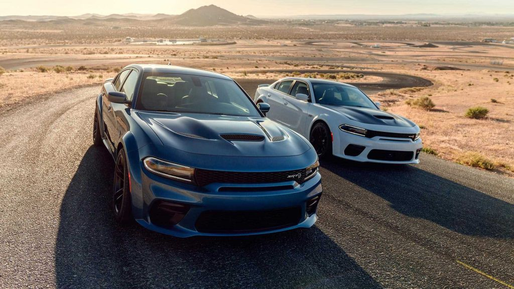 2020 dodge charger srt hellcat widebody and 2020 dodge charger scat pack widebody 1 1024x576